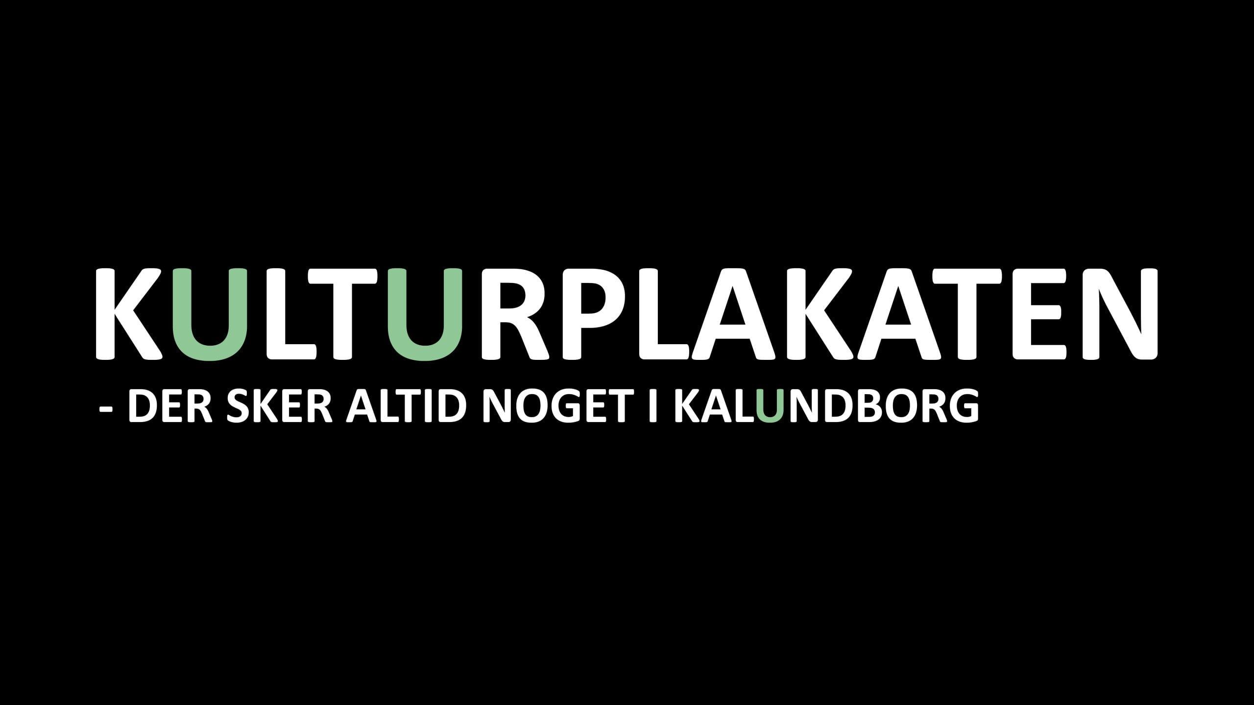 Kulturplakaten September