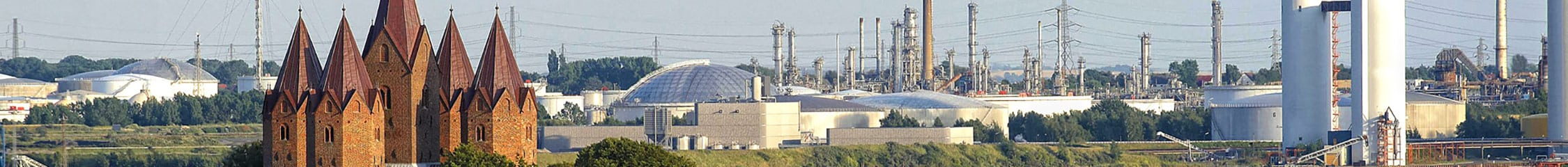Industri I Kalundborg