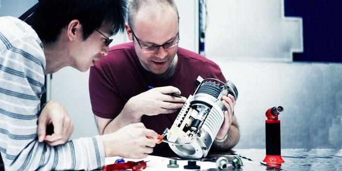 Ingeniører fra DTU