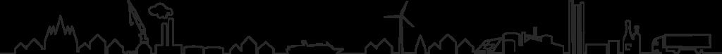 Skyline Kalundborgegnen