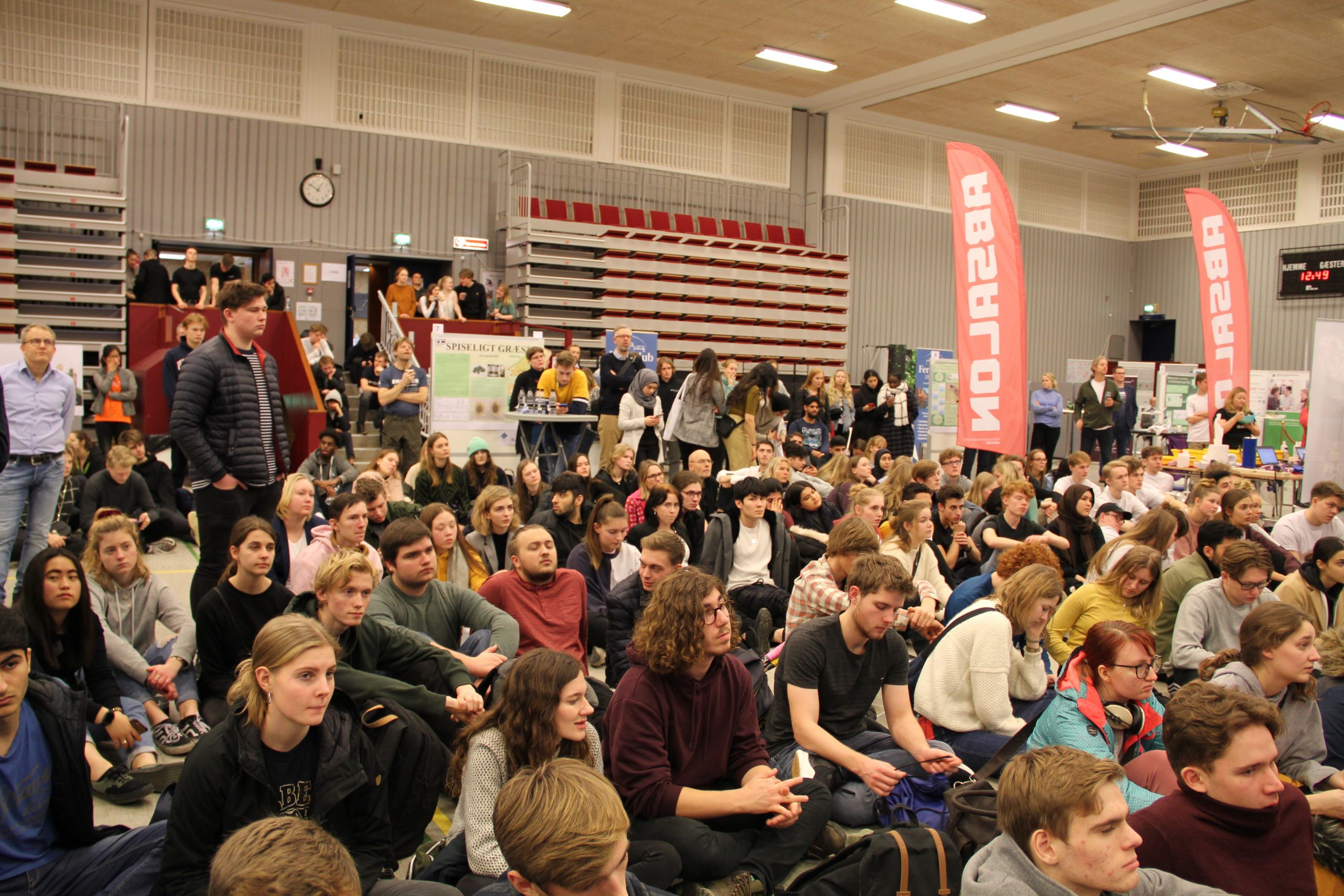 23. januar afholdtes Biotekmesterskab i Biotekbyen Kalundborg