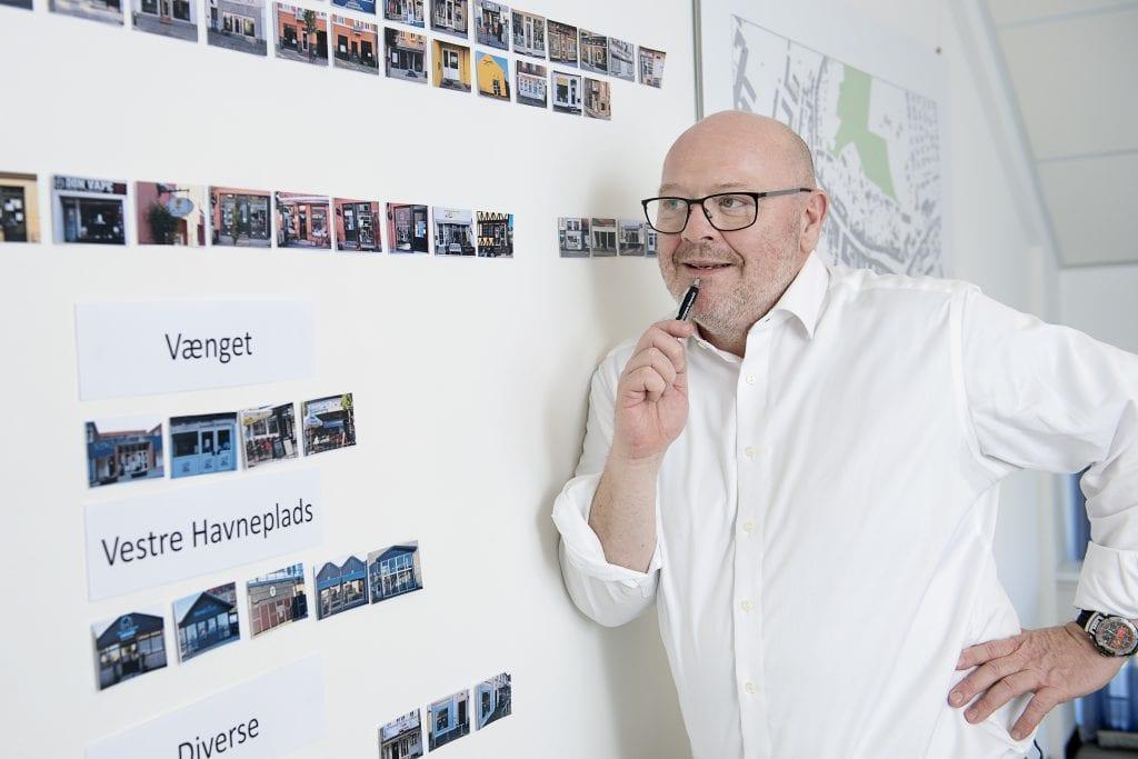 Morten Hass Augustsen - bymidten